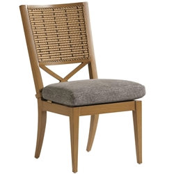 Tommy Bahama Los Altos Valley View Side Dining Chair - 3930-12