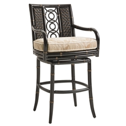 Tommy Bahama Marimba Swivel Bar Stool - 3237-16SW
