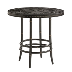 "Tommy Bahama Marimba 38"" Round Bistro Counter Table - 3237-873C"
