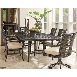 Tommy Bahama Marimba Patio Dining Set for 6 - TB-MARIMBA-SET6