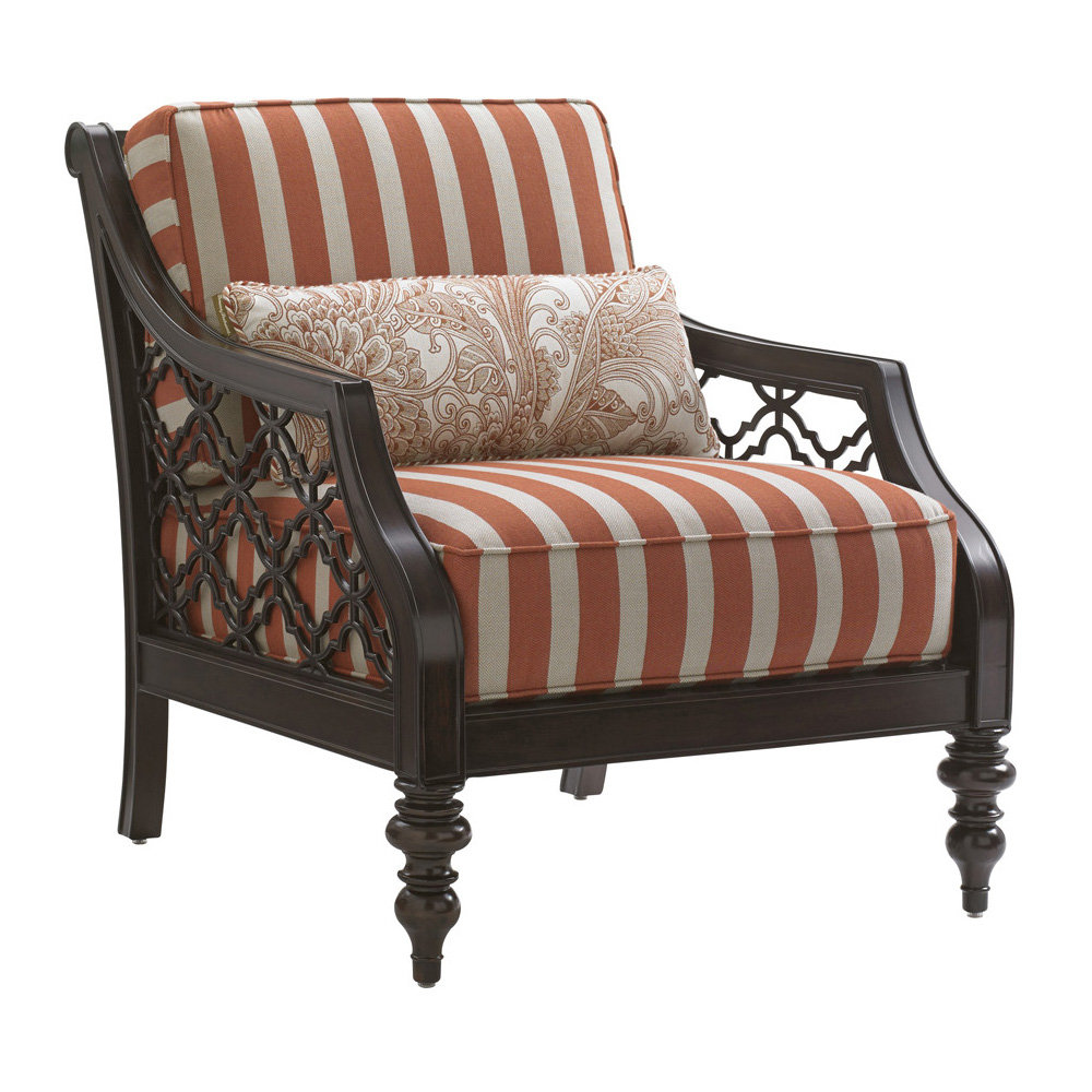 Tommy Bahama Black Sands Lounge Chair - 3235-11