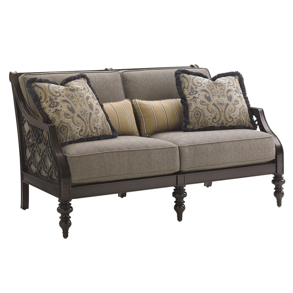 Tommy Bahama Black Sands Love Seat - 3235-22