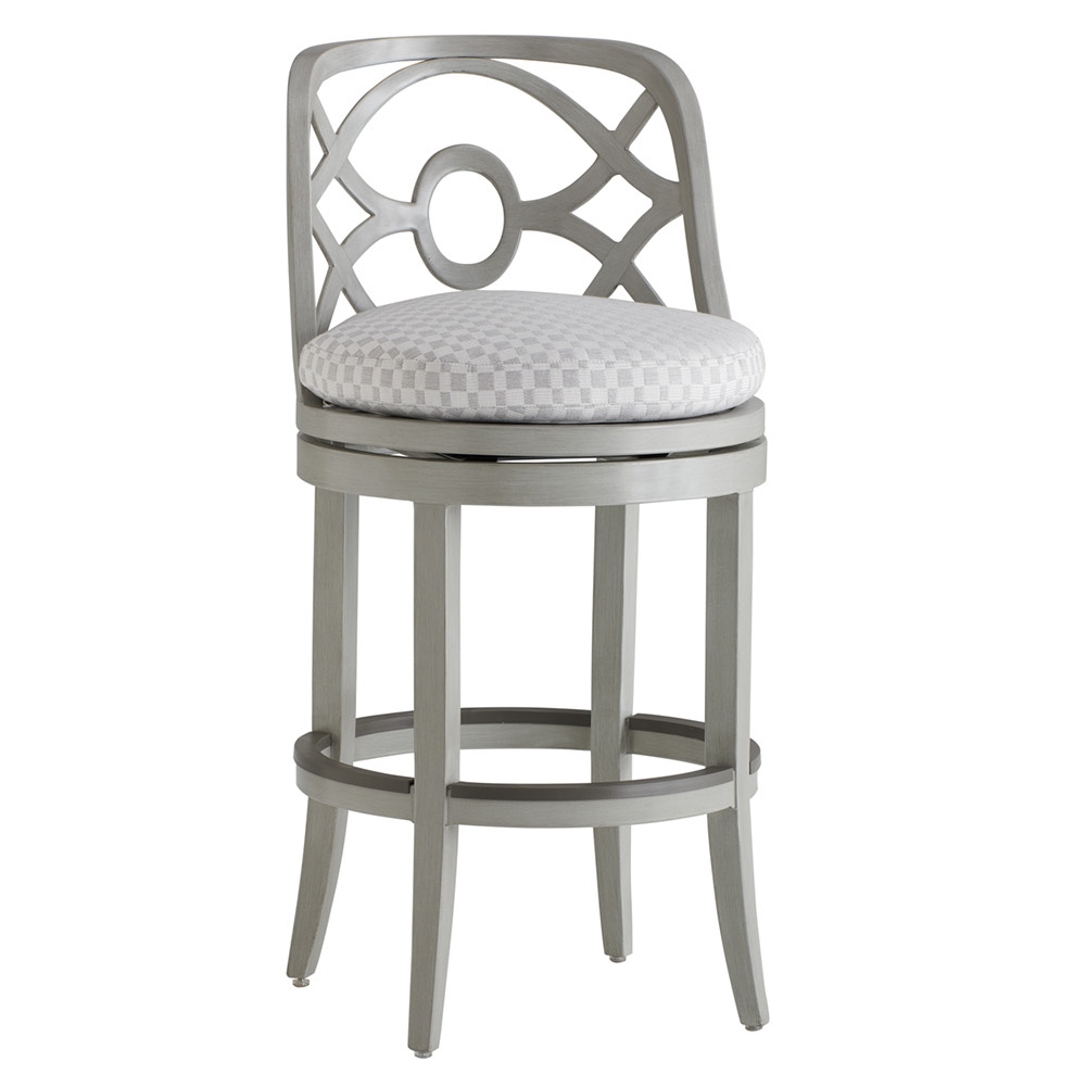 Tommy Bahama Silver Sands Swivel Bar Stool - 3945-16SW