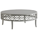 "Silver Sands 40"" Round Cocktail Table"
