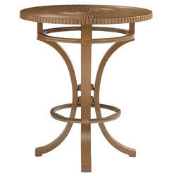 "Tommy Bahama St Tropez 38"" Round Bar Table - 3925-873B"