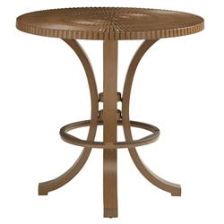 "Tommy Bahama St Tropez 38"" Round Counter Table - 3925-873C"