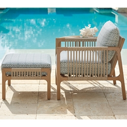 Tommy Bahama St Tropez Cushion Outdoor Lounge Chair Set - TB-STTROPEZ-SET3
