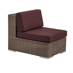 Tropitone Arzo Armless Sectional Chair - 641410MC