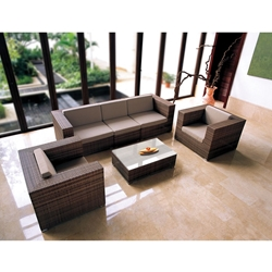 Tropitone Outdoor Sectional Sofa
