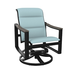 Tropitone Brazo Padded Sling Swivel Rocker - 831769PS