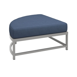 "Tropitone Cabana Club Curved Ottoman - 15"" Seat Height - 591008CO"