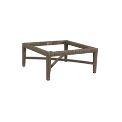 Tropitone Evo Woven Coffee Table Base - 360940B
