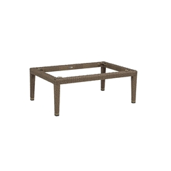 Tropitone Evo Woven Coffee Table Base - 360953B
