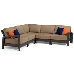 Tropitone Evo Woven Outdoor Sectional Set - TT-EVO-SET13