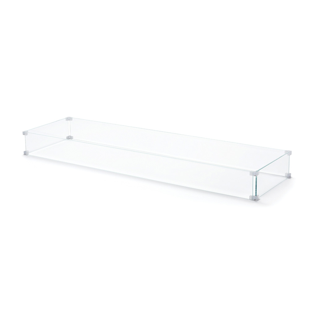 "Tropitone 35"" x 14"" Rectangular Flame Guard - REFLGD3514"
