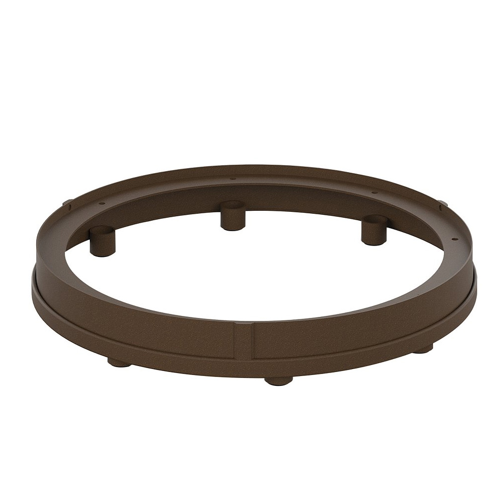 "Tropitone Dining Height Round Fire Pit Riser for 24"" Round Base - RFP15RSR-28"