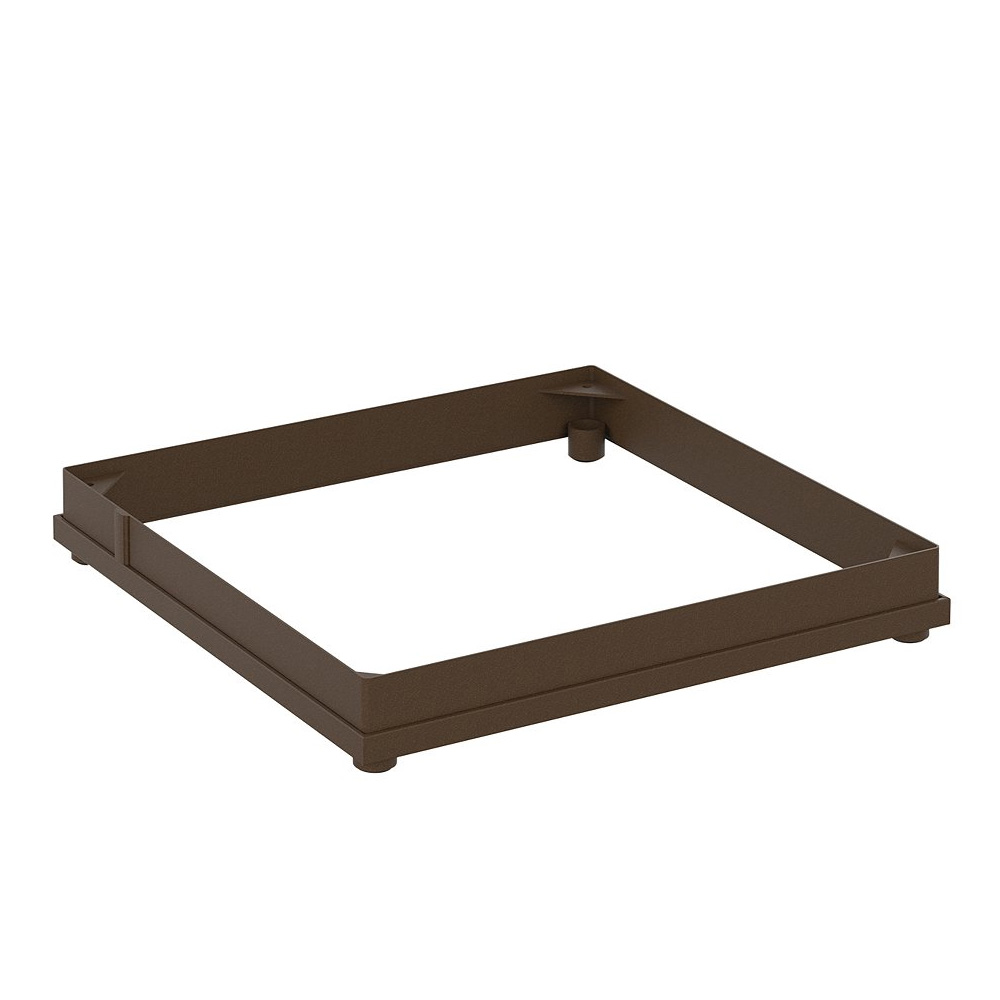 "Tropitone Dining Height Square Fire Pit Riser for 24"" Square Base - SFP15RSR-28"