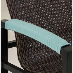 Tropitone Lakeside Armrest Covers - Sold as a Pair - ARMCVR1