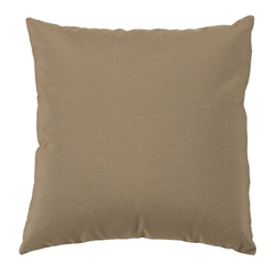 "Tropitone 16"" Square Throw Pillow - TP16SQ"