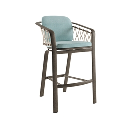 Tropitone Trelon Rope Bar Stool - 292026
