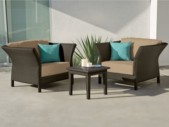 Tropitone Evo Woven Outdoor Furniture