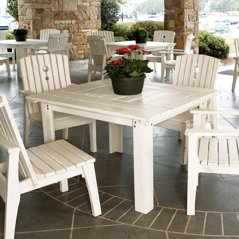 Uwharrie Chair Behren S 48 Rectangular Dining Table B092