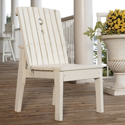 Uwharrie Chair Behrens Dining Chair without Arms - B096