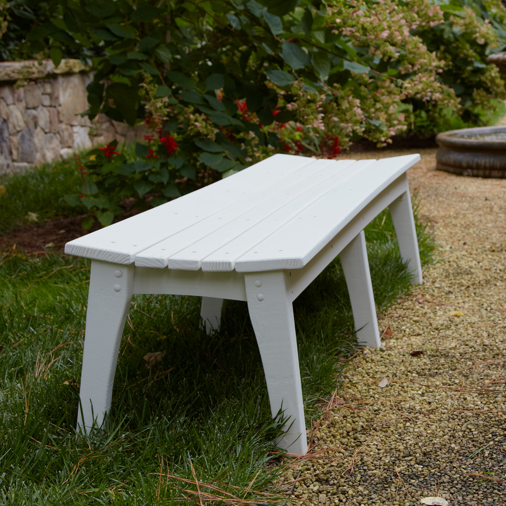 Uwharrie Chair Behren's Three-Seat Bench - B098