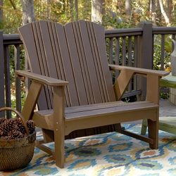 Uwharrie Chair Carolina Preserves Settee - C051