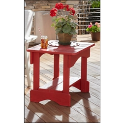Uwharrie Chair Plantation Side Table - 3040