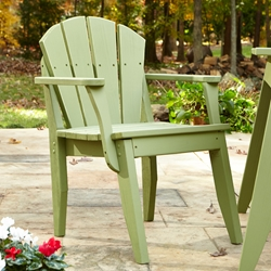 Uwharrie Chair Plaza Dining Chair with Arms - P075