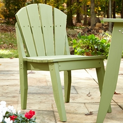 Uwharrie Chair Plaza Armless Dining Chair - P096