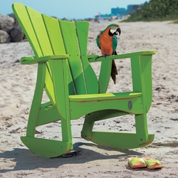 Uwharrie Chair Wave Rocker - 7012