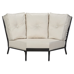 Windham Castings Ashford Cast Aluminum Furniture Collection - Ashford sofa