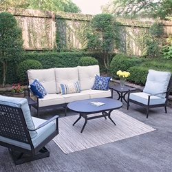 Windham Ashford Cast Aluminum Furniture Collection