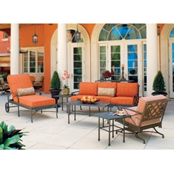 Windham Catalina Cast Aluminum Patio Set - WN-CATALINA-SET2