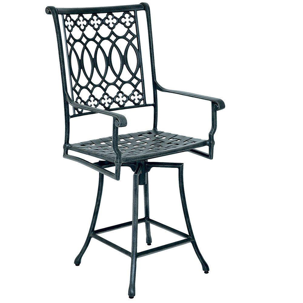 Ow Lee Outdoor Furniture Dining Arm Chair Brooks Collier