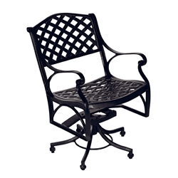 Windham Meridian Swivel Dining Chair - 2016