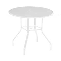 "Windward MGP 36"" Round Balcony Table - KD3628-36"