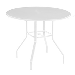 "Windward MGP 48"" Round Balcony Table - KD4828-36"
