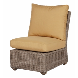 Windward Oxford Deep Seating Armless Sectional Chair - W52155