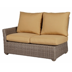 Windward Oxford Deep Seating Left Arm Sectional Loveseat - W52255L