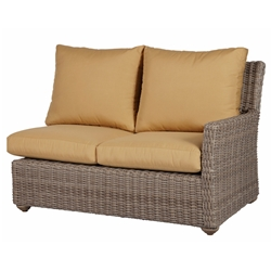 Windward Oxford Deep Seating Right Arm Sectional Loveseat - W52255R