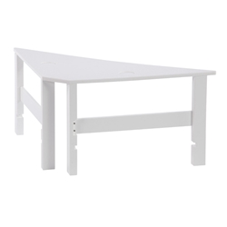 Windward Sanibel MGP 90 Degree Corner Table - WT9087SSU