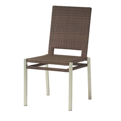Woodard All Weather Pacific Dining Side Chair - S602511