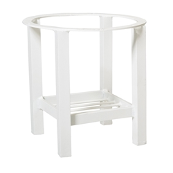 Woodard Elite End Table Base - 4V3900