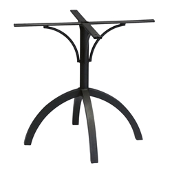 Woodard Alternative Pedestal Bistro Table Base - 654800