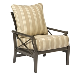 Woodard Andover Cushion Rocking Lounge Chair - 510465