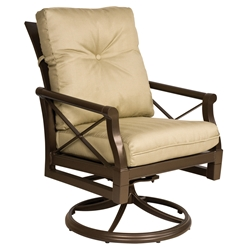 Woodard Andover Cushion Swivel Rocker - 510472