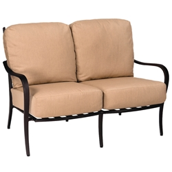 Woodard Apollo Love Seat - 7U0419